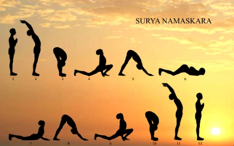 Surya namaskara nedir? Namazla bir ilgisi var mıdır?