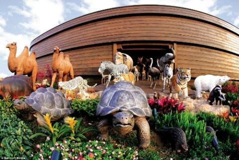 Hz. Nuh'un Gemisinin Üzerinde Durduğu Dağ Cudi mi? Ağrı mı?